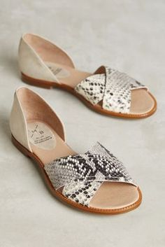 Anthropologie - Flats