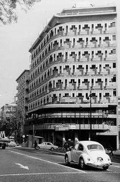 "Ed. ""Franjinhas"", Lisboa. (A.I.Bastos, 1969) Iberian Peninsula, Interesting Buildings, Atlantic Ocean, Old City, Capital City, Portuguese, Old Photos, Street View, Europe"