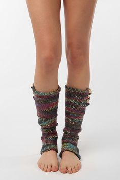 Own a pair of awesomely awesome leg warmers!!