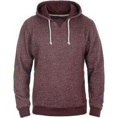 Kangol Para hombre de cuello redondo Punto Fino Pullover suéter de manga larga de algodón de cuello