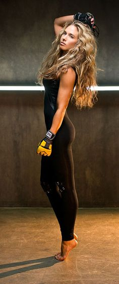 """""""Boxing sequences challenge your brain and your entire body.""""—Natalie Uhling"""