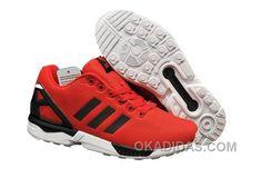Adidas zx flusso 3m tessere bianco e blu per le donne scarpe adidas