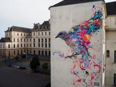 Street Art by L7m - In Vannes, France