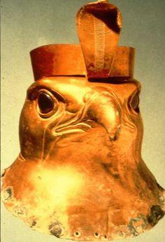 Golden Horus - Hierakonpolis (ancient Nekhen) - Grom Temple of Horus - Dynasty I  --  No further reference provided.