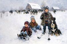 Роберт Дункан. Зимние радости. | Записи AЯT (Искусство) | УОЛ