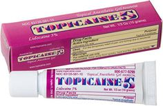 TOPICAINE 5%- Lidocaine Gel (10 grams) Anesthetic Skin Numbing Cream Numb Tattoo Laser Piercing Waxing FAST SHIPPING - http://www.yourdreamtattoos.com/topicaine-5-lidocaine-gel-10-grams-anesthetic-skin-numbing-cream-numb-tattoo-laser-piercing-waxing-fast-shipping/?utm_source=PN&utm_medium=http%3A%2F%2Fwww.pinterest.com%2Fpin%2F368450813235896433&utm_campaign=SNAP%2Bfrom%2BYour+Dream+Tattoo