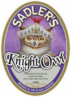 April 2014 Knight Owl