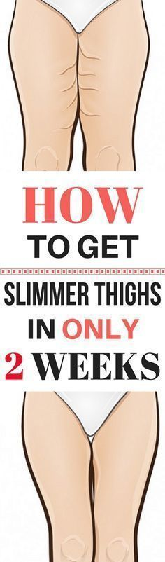 slimmer thighs