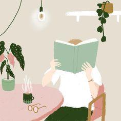 Bethany Leah Jones. Art And Illustration, Image Citation, Poster S, Art Graphique, Aesthetic Art, Gouache, Cute Art, Watercolor Art, Art Drawings