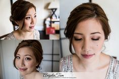 ORANGE COUNTY ASIAN MAKEUP ARTIST | KELLY ENGAGEMENT MAKEUP SESSION | ANGELA TAM >> WEDDING MAKEUP AND HAIR TEAM