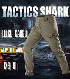 Men's Shark Skin Soft Shell Pants Fleece Pants Winter Waterproof Warm Military Tactical Trousers Male Elastic Waist Cargo Jogger-in Cargo Pants from Men's Clothing & Accessories on Aliexpress.com | Alibaba Group