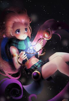 Zoe League Of Legends by xCappu