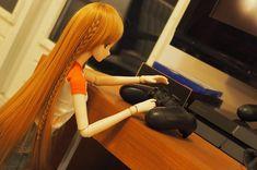 Smart Doll Mirai Suenaga by isa_belletje