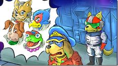 Image result for star fox classic