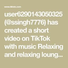 user6290143050325(@ssingh7776) has created a short video on TikTok with music Relaxing and relaxing lounge music(992543). #healing #health #body #mind #doctor #medicine #immunity #guthealth #happiness #fypシ #foryou #science #education #learnontiktok #nature #joy #covid19 Bones Netflix, Vice Principals, Juicy Pork Chops, Lounge Music, Tanning Tips, Origami Tutorial, Figure It Out, Gut Health, Relationship Advice