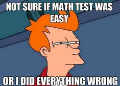 Frustrated with numbers and equations? Here are 28 funny math memes every person who struggle with math can totally relate to. Memes Humor, Math Memes Funny, Math Puns, Exams Memes, Science Memes, Funny School Jokes, Math Humor, School Memes, Stupid Funny Memes