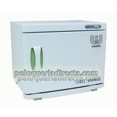 """Calentador de toallas Warmex Ultra""""Producto nuevo, a estrenar, con caja de embalaje original y con factura valida para su garantía.  Precio 133.00€ + IVA + PORTES  Calentador de toallas de 16 litros de capacidad con lámpara UV que elimina gérmenes y bacterias. Ideal para mantener las toallas en perfectas condiciones higiénicas. Funciona a una temperatura máxima de 70°C. Temperatura: 70ºC Capacidad: 16 l Peluquería y Estética peluqueriadirecta.com Repartimos a toda España"""""""