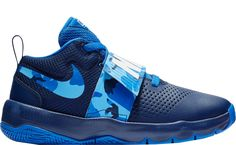 low priced 88269 cdcef Nike Kids  Grade School Team Hustle D 8 Camo Basketball Shoes