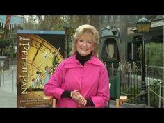 Interview with Kathryn Beaumont (Wendy Darling from Disney's Peter Pan) Disney Films, Disney Parks, Kathryn Beaumont, Peter Pan Disney, Disney Animation, Feb 14, June, Mardi Gras, Attraction