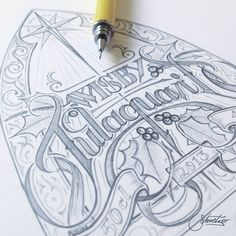 Interview with lettering artist Martin Schmetzer - Inspiring Calligraphy, Calligraphy Letters & Lettering