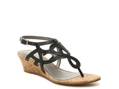 Alessi Wedge Sandal