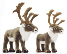 Ren-Plüschtier Rudolph - Nordland-Shop