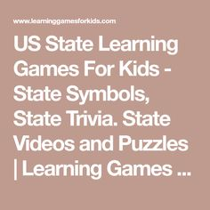 USA Geography - Map Game - Geography Online Games | 50 states ...