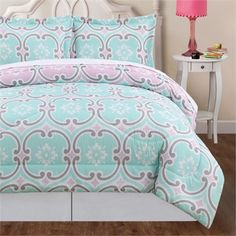 @rosenberryrooms is offering $20 OFF your purchase! Share the news and save!  Mint Comforter Set #rosenberryrooms