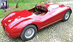 Alfa Romeo 6C 2500 SS Barchetta Competizione (1949) Replica