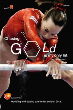 GlaxoSmithKline: Anti-doping, Beth Tweddle