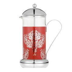 Damask French Press