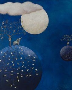 Mariann Johansen-Ellis - Conversations with the Moon