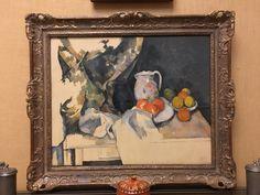 Cezanne at the Barnes Foundation