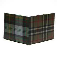 Walart The Plaid Wallet. Was $14.95, Now $8.50