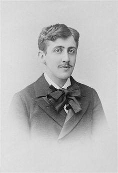 Portrait de Marcel Proust, 1892 by  Nadar Paul-- Réunion des Musées Nationaux-Grand Palais -