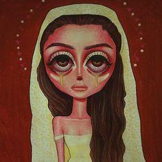 • Ultraviolence • Lana Del Rey #LDR #art by Peter Curtis
