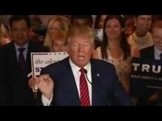 Watch: Donald Trump on Kanye West http://youtu.be/yYvUh0EEN1M