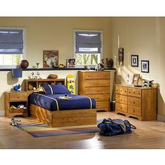 South Shore Little Treasures 5 Drawer Chest, Pine