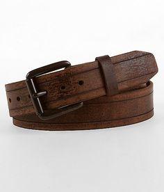 """Ariat Distressed Belt"" www.buckle.com"
