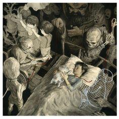 Bad Dreams and Nightmares   Thursday, November 20, 2008