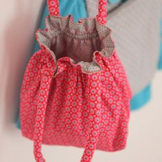 Sewing idea for a bag