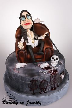 Ozzy cake