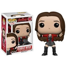 JMD Retail - Avengers: Age of Ultron POP! Scarlet Witch