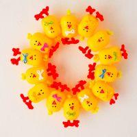 Ideas para celebrar la Pascua con articulos y productos personalizados con nombre y dibujo: pollitos, conejos...¡Feliz Pascua!
