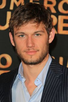 Alex Pettyfer.  Ok!  I know he's really young (compared to me), but he's obviously a very handsome young man!  Classic.