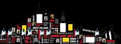New York, New York, New York!!