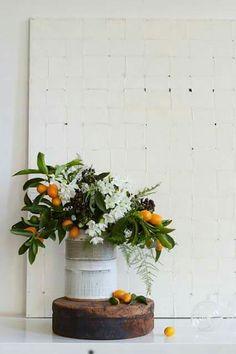 Cumquat bouquet