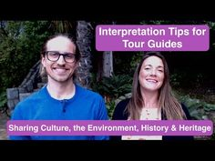 Interpretation Tips for Tour Guides - Interpreting Culture, the Environment, History and Heritage - YouTube