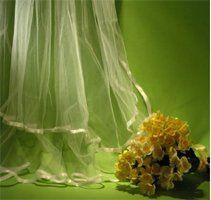 Easy Bridal Veil pattern