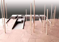 archimodels:  © building studio - expanded field house - alasca, usa